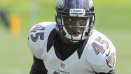 Ravens undrafted rookie Omar Brown gets extra push from his brothers