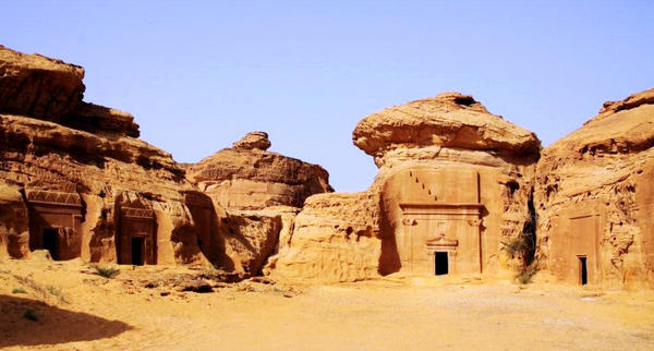 Madâin Sâlih's impressive structures earned it recognition from UNESCO in 2008, when it was inscribed as a World Heritage site, becoming Saudi Arabia's first.