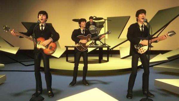 """The Beatles: Rock Band"""