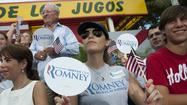 Romney draws crowds, cash during S. Florida stops