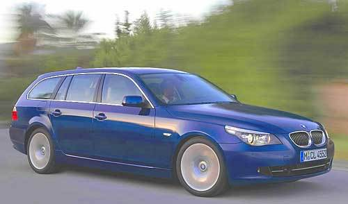 test drive 2009 bmw 535i xdrive wagon chicago tribune. Black Bedroom Furniture Sets. Home Design Ideas