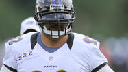 The Ravens lost two defensive starters in outside linebacker Jarret Johnson and defensive end Cory Redding and will be without outside linebacker Terrell Suggs, a five-time Pro Bowler and the reigning NFL Defensive Player of the Year, for a good portion of the upcoming season.