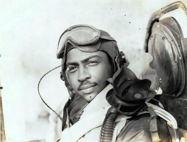 James Arnett Wilson was part of a group of Tuskegee Airmen who were awarded the Congressional Gold Medal at a ceremony at the U.S. Capitol that was attended by President George W. Bush.