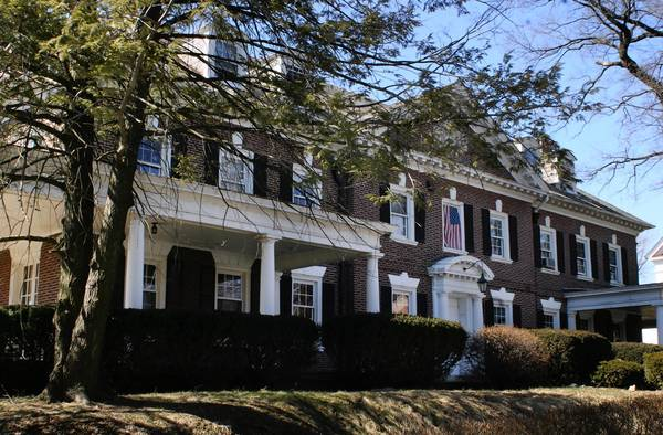 The Chi Phi fraternity has sued Lafayette College to regain control of its house, Vallamont.