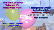 Thanks for entering the Montgomery County Fair Prize Giveaway Contest!