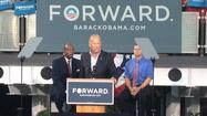 PHOTOS: Vice President Joe Biden in Danville