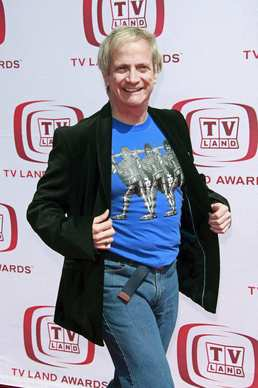 Actor Ron Palillo arrives at the sixth annual TV Land Awards held at Barker Hanger in Santa Monica. Palillo died at age 63 on Aug. 14 at his home near Palm Beach, Fla.