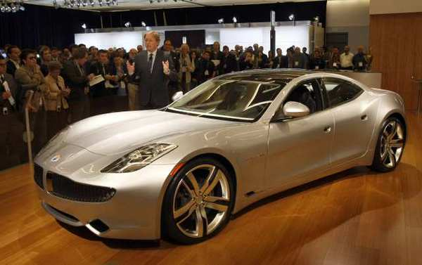 Fisker brings on new CEO