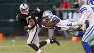 Oak land Raiders vs. Dallas Cowboys