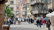 Alsace is France with a German accent. Its unique mix of cultures offers enchanting cobbled villages, scenic vineyards, gourmet cuisine and art that is as vibrant as the medieval day it was painted.