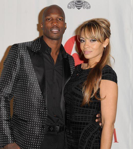 Shortest celebrity marriages: The Basketball Wives star filed for divorce from Chad Johnson on Aug. 14, 2012 -- just 41 days after their July 4th wedding. The inciting incident was Johnsons arrest over allegedly head-butting his new bride.