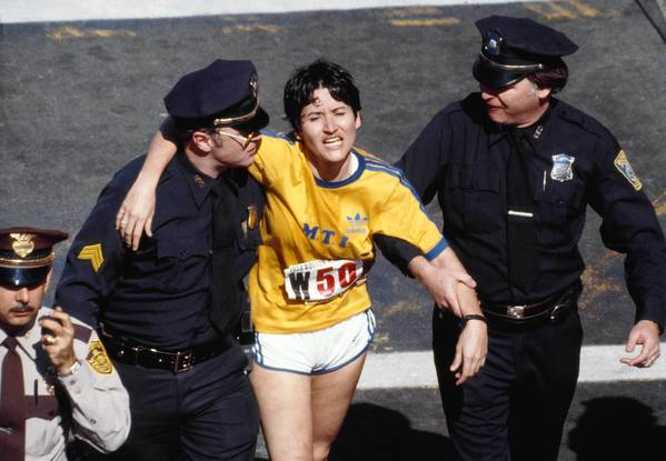 Rosie Ruiz is perhaps the most infamous cheater, who was the apparent women's race winner of the 84th Boston Marathon in 1980 but was later stripped of her title after it was determined she had not run the entire race.