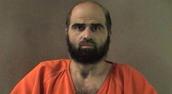 Army Maj. Nidal Malik Hasan has refused to shave his beard since June, in violation of the Army's grooming requirements.