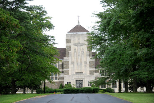 The Archdiocese of Philadelphia is selling the Mary Immaculate Center in Lehigh Twp., just outside of Northampton.