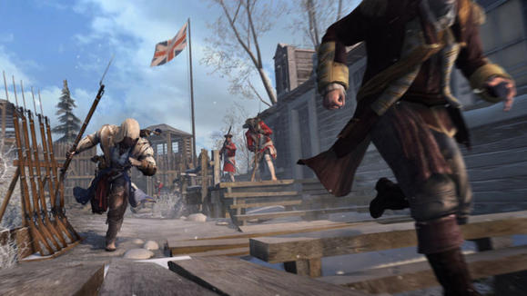 'Assassin's Creed 3'