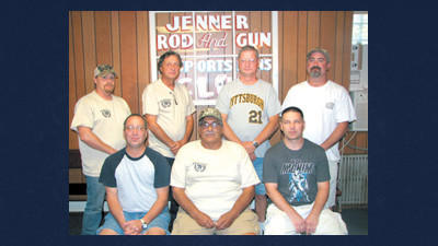 Jenner Rod and Gun Club