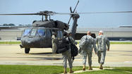 Military police headed to Afghanistan