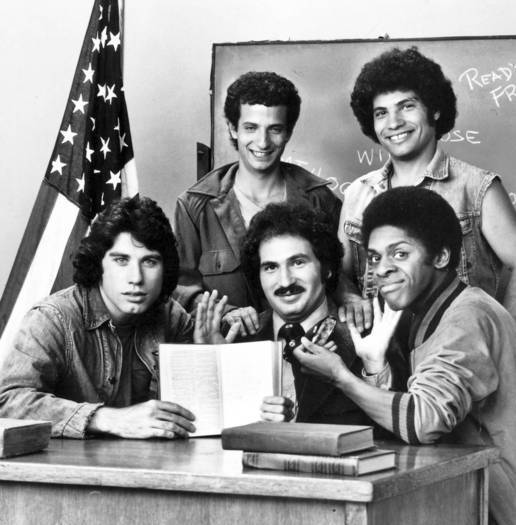 """Welcome Back, Kotter"" cast"