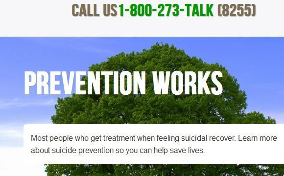 """Screenshot from <a href=""""http://www.suicidepreventionlifeline.org/"""">SuicidePreventionLifeline.org</a>"""