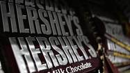 FDA warns Hershey over chocolate syrup labeling
