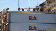SAN DIEGO -- Dole Food Co. signed a lease with the Port of San Diego Tuesday that expected to keep the fruit importer in town for another 25 years.