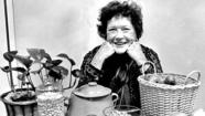 Julia Child: Her life in pictures