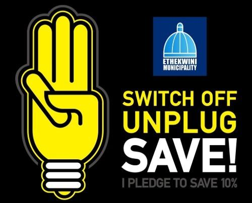 Unplug electronics when you aren't using them to save on your energy bill.