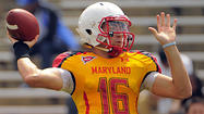 Terps quarterback C.J. Brown suffers torn ACL, will miss entire season