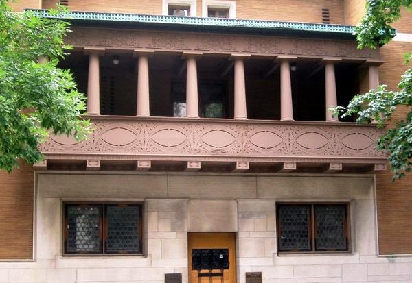 "The Charnley-Persky home, designed by Louis Sullivan in 1891, is one of the few surviving buildings that shows off the talents of both Sullivan and his unruly disciple, Frank Lloyd Wright. Built for James Charnley, a Chicago lumberman, and restored through the generosity of Seymour H. Persky, the home was described by Wright himself as ""the first modern house in America"" and provided an early example of what would become his signature style. <br><br><b> 1365 N. Astor St.; tours Mon., Wed., Fri. and Sat. for $10; 312-573-1365 or charnleyhouse.org</b>"
