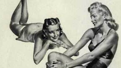 Photo gallery: Vintage women's ads