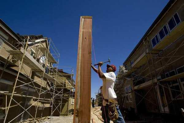Homebuilder confidence spikes in August