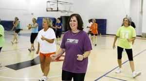 How we work out: Cardio dancing at the Towson Y