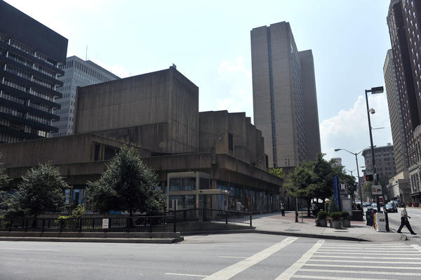The Mechanic Theatre's future remains uncertain, with developers seeking to build two residential towers on the property.