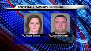 The president of the Ben Davis Cadet Football Association and his girlfriend/treasurer have been charged with stealing $28,000 from the youth football league.