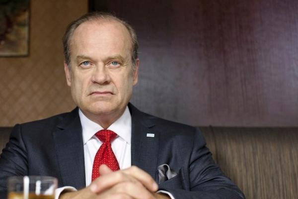 "Kelsey Grammer stars as the mayor of Chicago in ""Boss."""