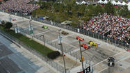 The Grand Prix of Baltimore has landed its largest sponsor to date, officials said Wednesday.