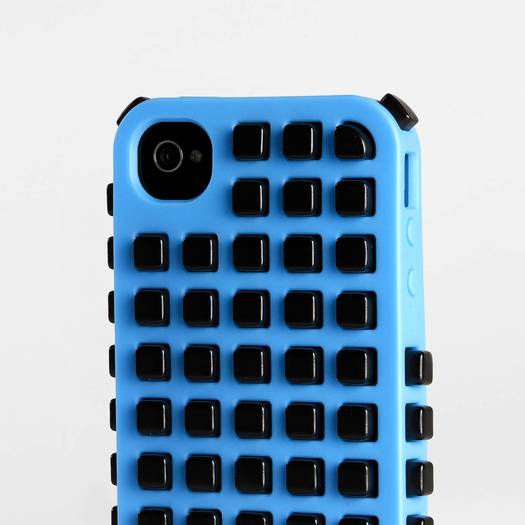 G-Form iPhone case, blue