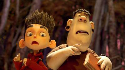 'ParaNorman,' 'The Awakening' put ghost images on movie screens