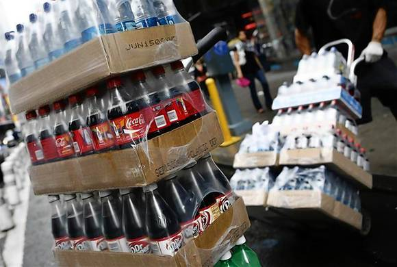 Diet, sugar-free drinks are gaining in popularity