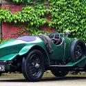 1931 Bentley 4.5-Liter SC Blower Green Hornet