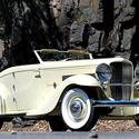 1935 Duesenberg Model JN Convertible