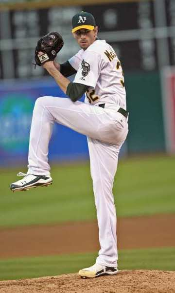 Oakland Athletics pitcher and Glendale native Brandon McCarthy had his career-best six-game unbeaten streak come to an end Wednesday to the Kansas City Royals.