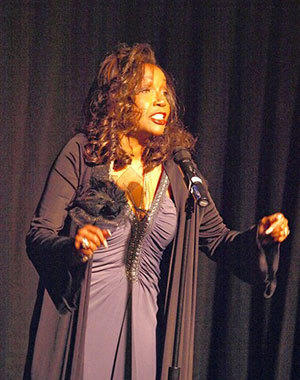 Lynnie Godfrey presents a cabaret show featuring the American Songbook and a tribute to Ethel Waters Aug. 16 at the Antonio Salemme Foundation in Allentown.