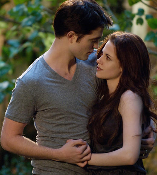 'The Twilight Saga: Breaking Dawn - Part 2' pictures: Edward and Bella