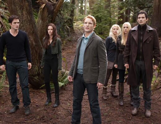 'The Twilight Saga: Breaking Dawn - Part 2' pictures: The vampires