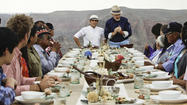 'Top Chef Masters' recap: Grand Canyon cookout