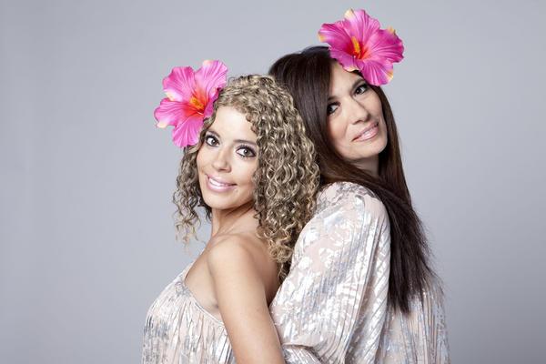"""Gina P. and Marcella P. of """"Mama Drama."""""""