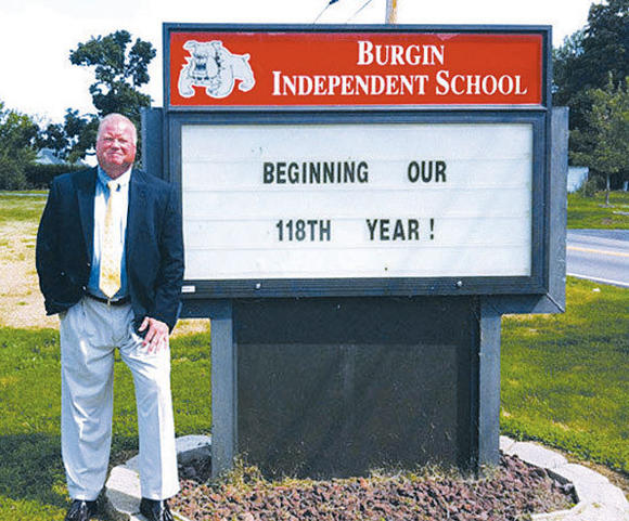 Burgin Independent School