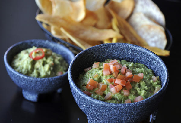 Paladar is giving away one order of free guacamole to every two customers at its fifth anniversary party.