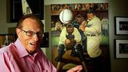 For Larry King, the death of Osama bin Laden provided an awakening.